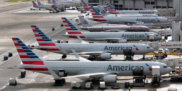 American Airlines presenta una pérdida récord de 8.885 millones en 2020 -  800Noticias