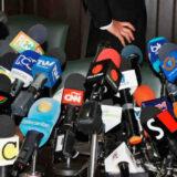prensa medios de comunicación microfonos libertad de expresión libertad de prensa