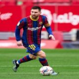 Lionel Messi gol y asistencia
