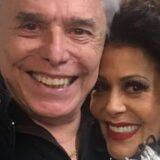 Alejandra Guzmán y su padre Enrique Guzmán