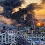 Israel Gaza cohetes