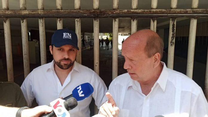 Defensa de El Nacional denuncia en Fiscalía violación de derechos patrimoniales - 800Noticias