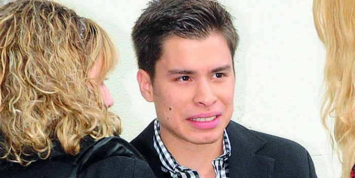 FOTO | Carlos Baute reconoce públicamente a su hijo José Daniel -  800Noticias