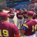 Venezuela Sub23 beisbol 2021